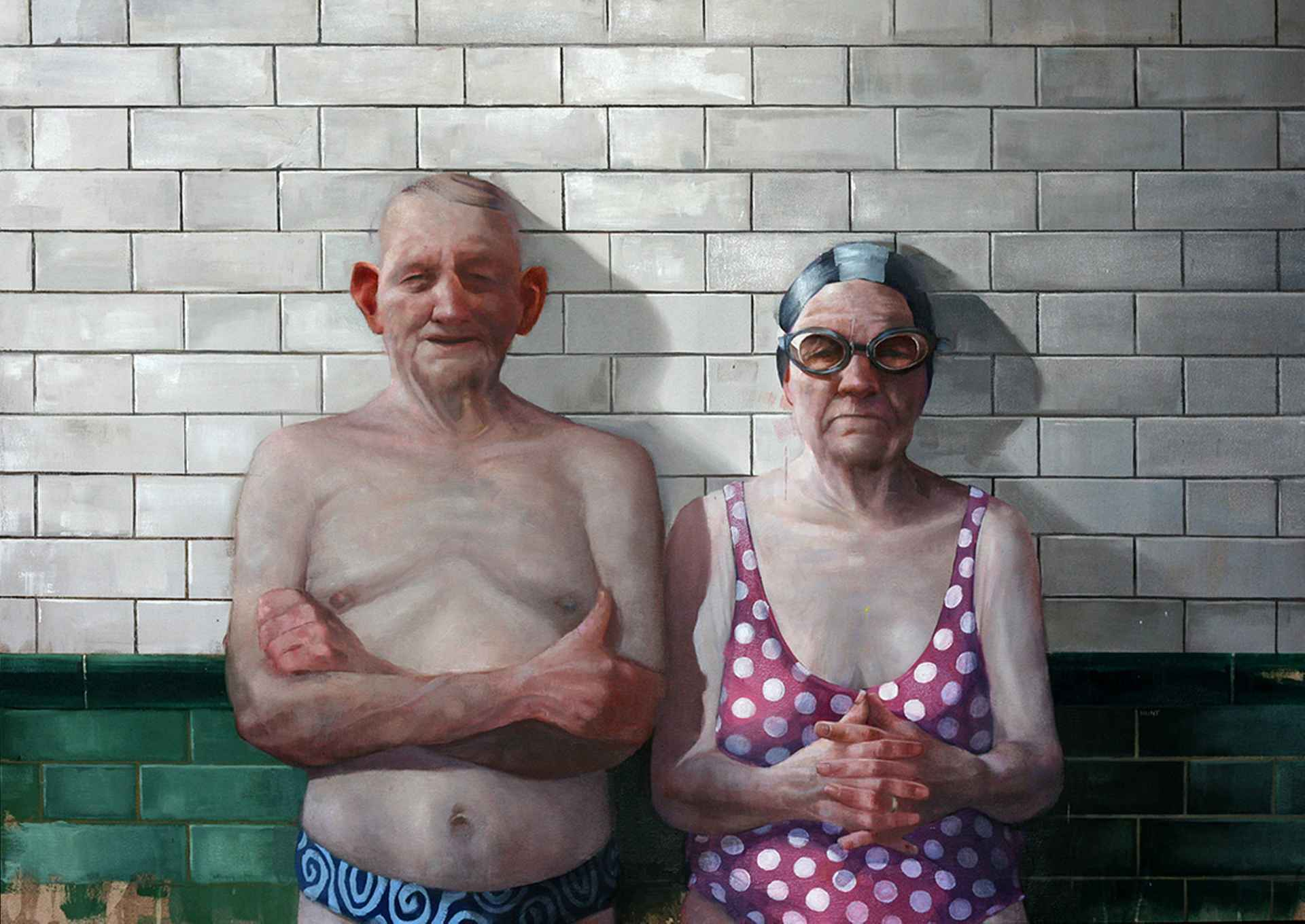 The Swimmers by Andrew Hunt