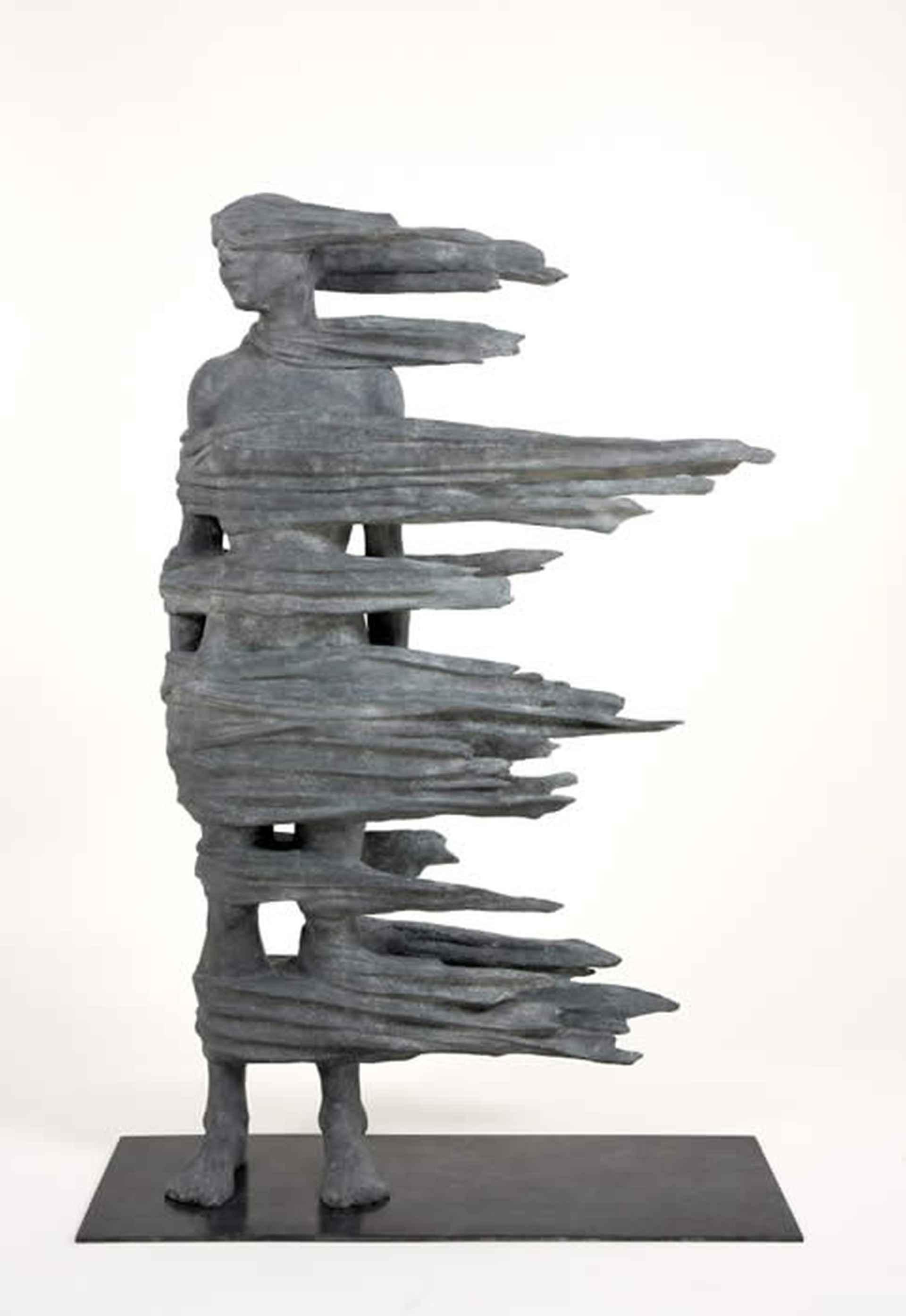 Blown Away II by Anna Gillespie