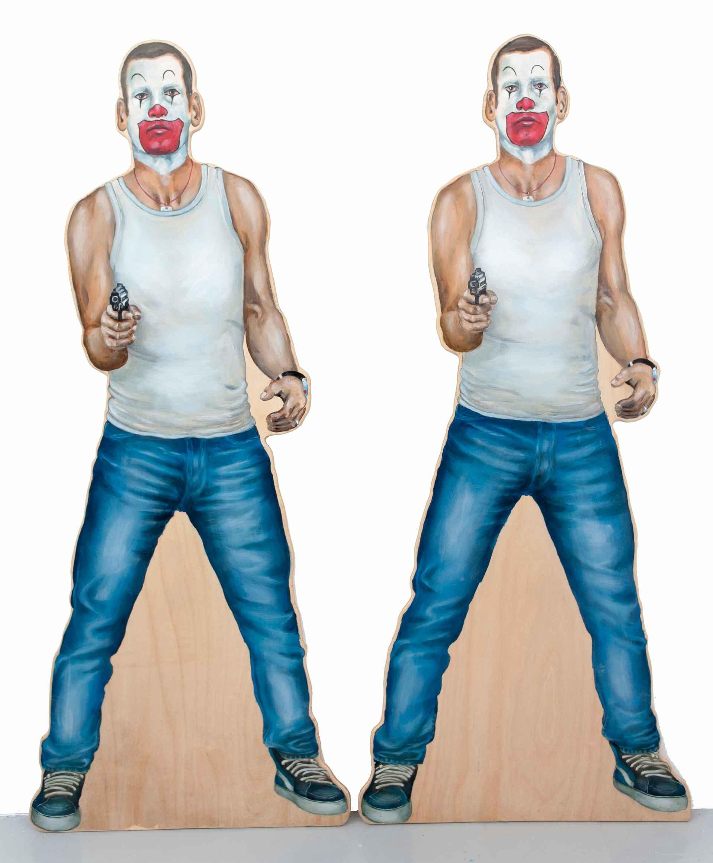 Axel-Elvis-Warhol by Axel Bottenberg