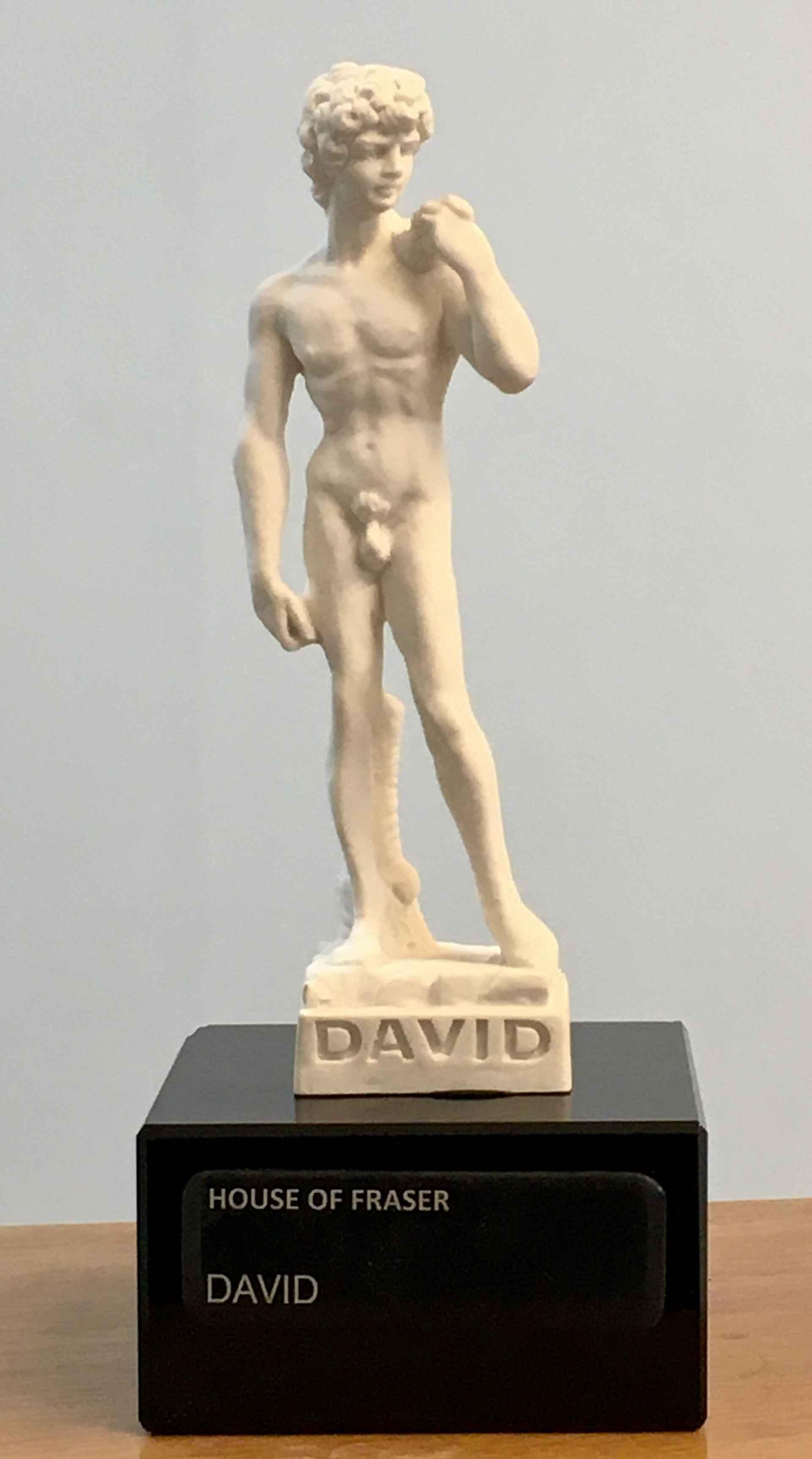 David by Axel Bottenberg