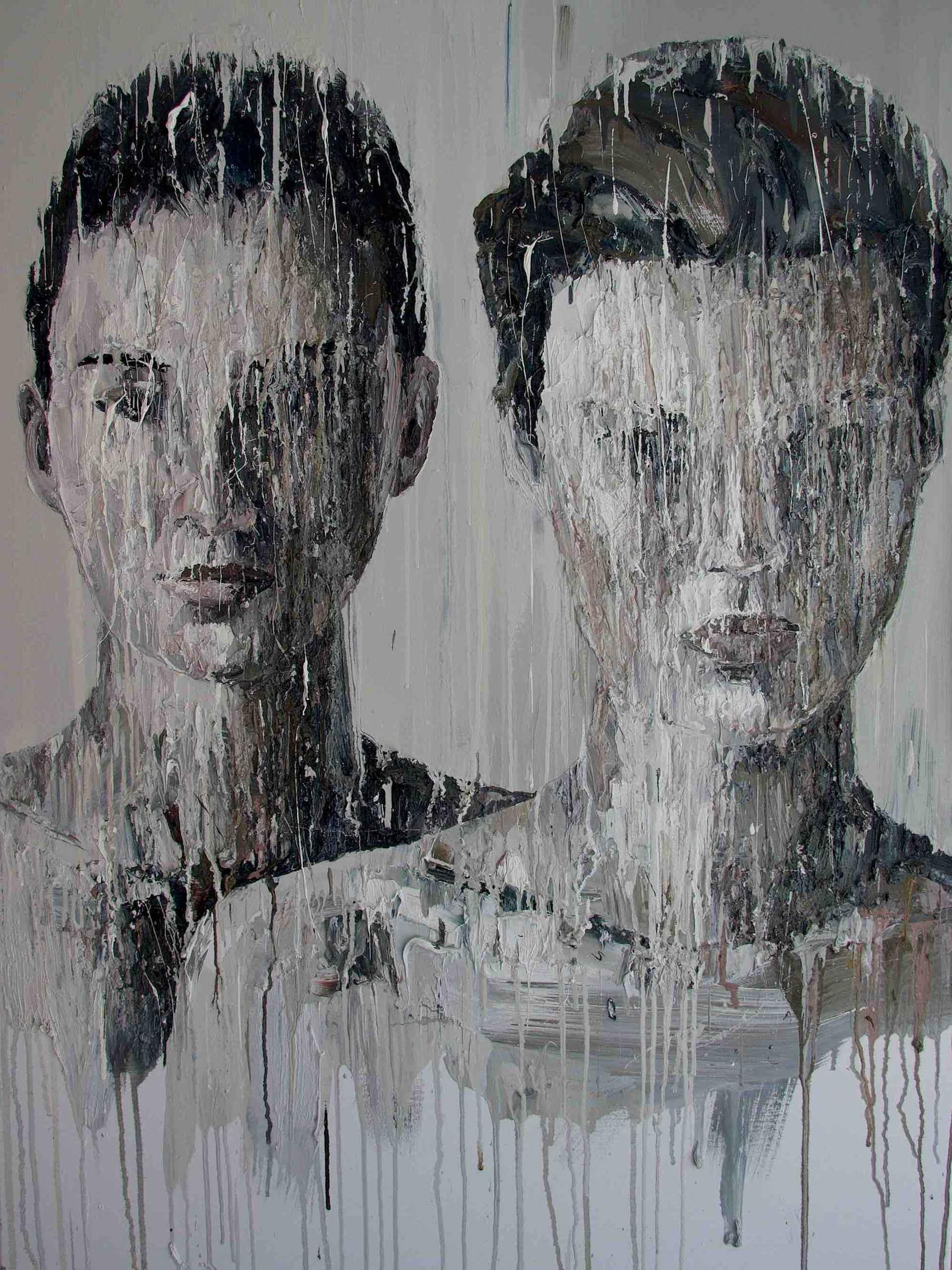Ida & Lucia by Carl Melegari