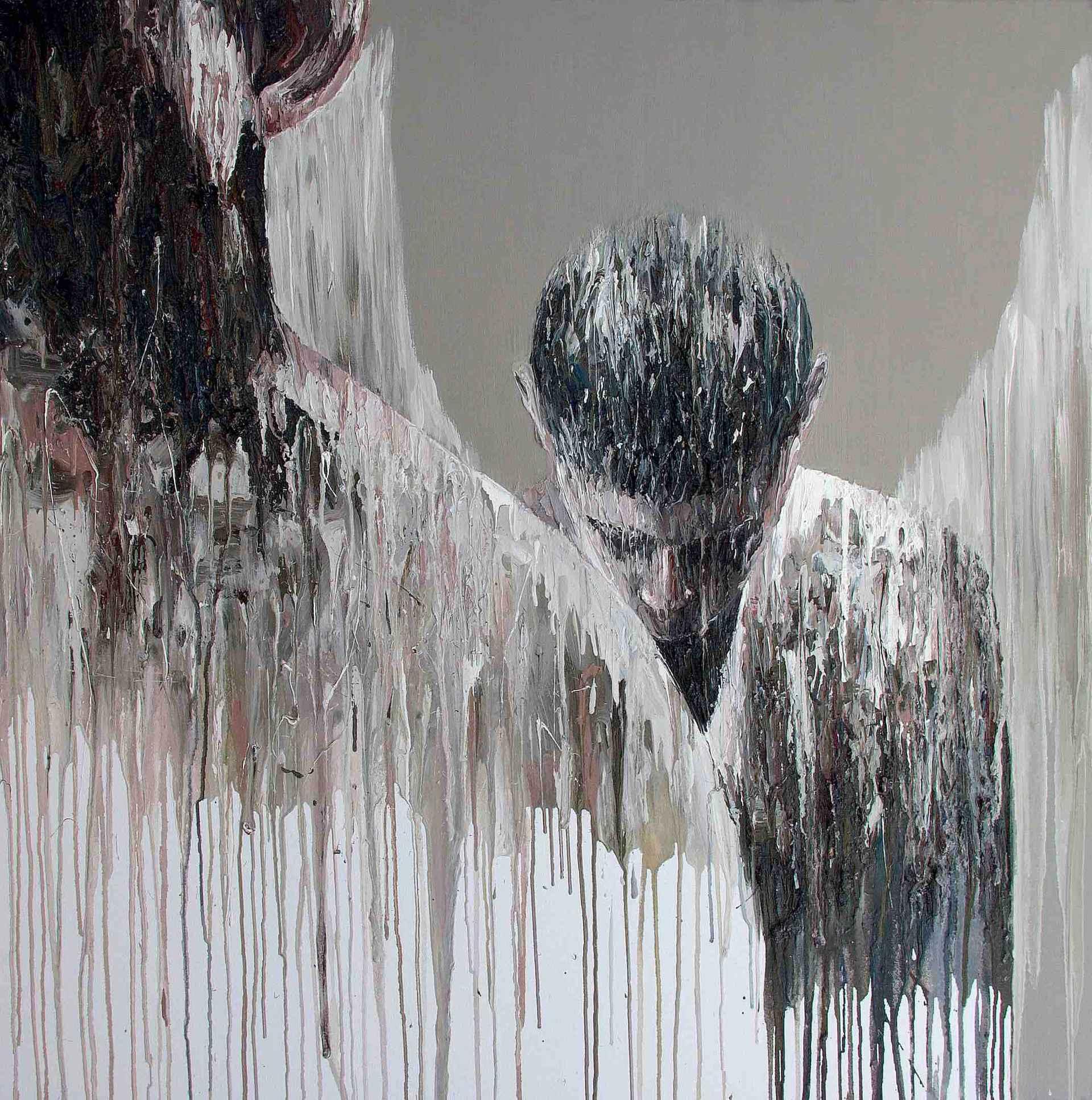 Xanthe & Aesop by Carl Melegari