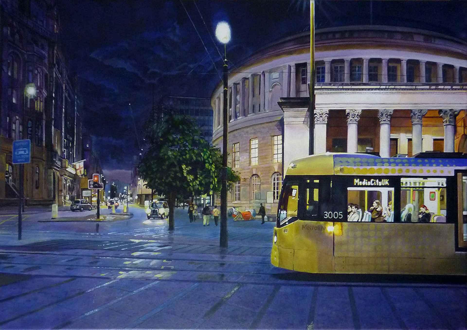 Nighthawks by Chris Acheson
