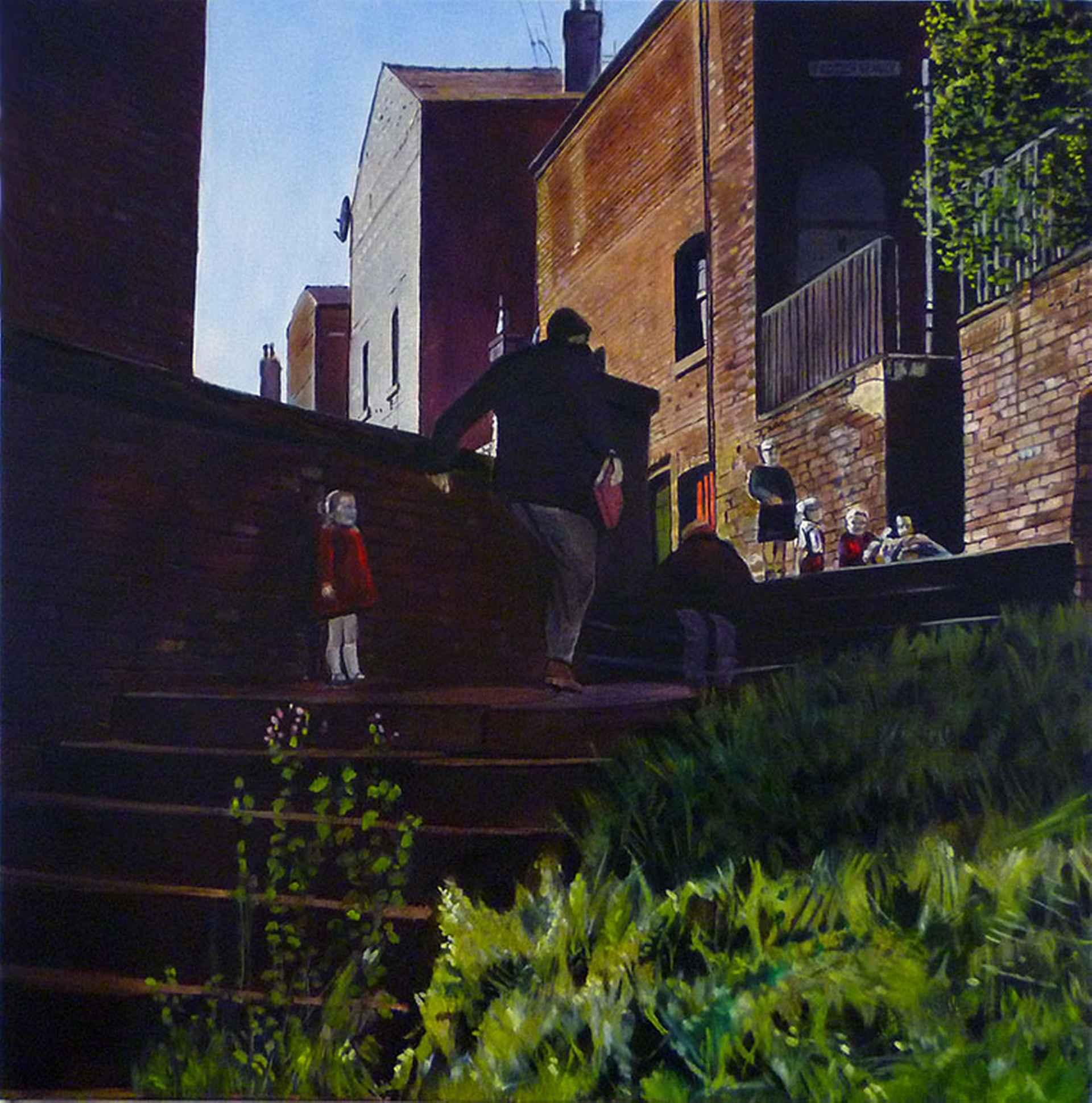 Prosser Street (A Taste of Honey Series) by Chris Acheson