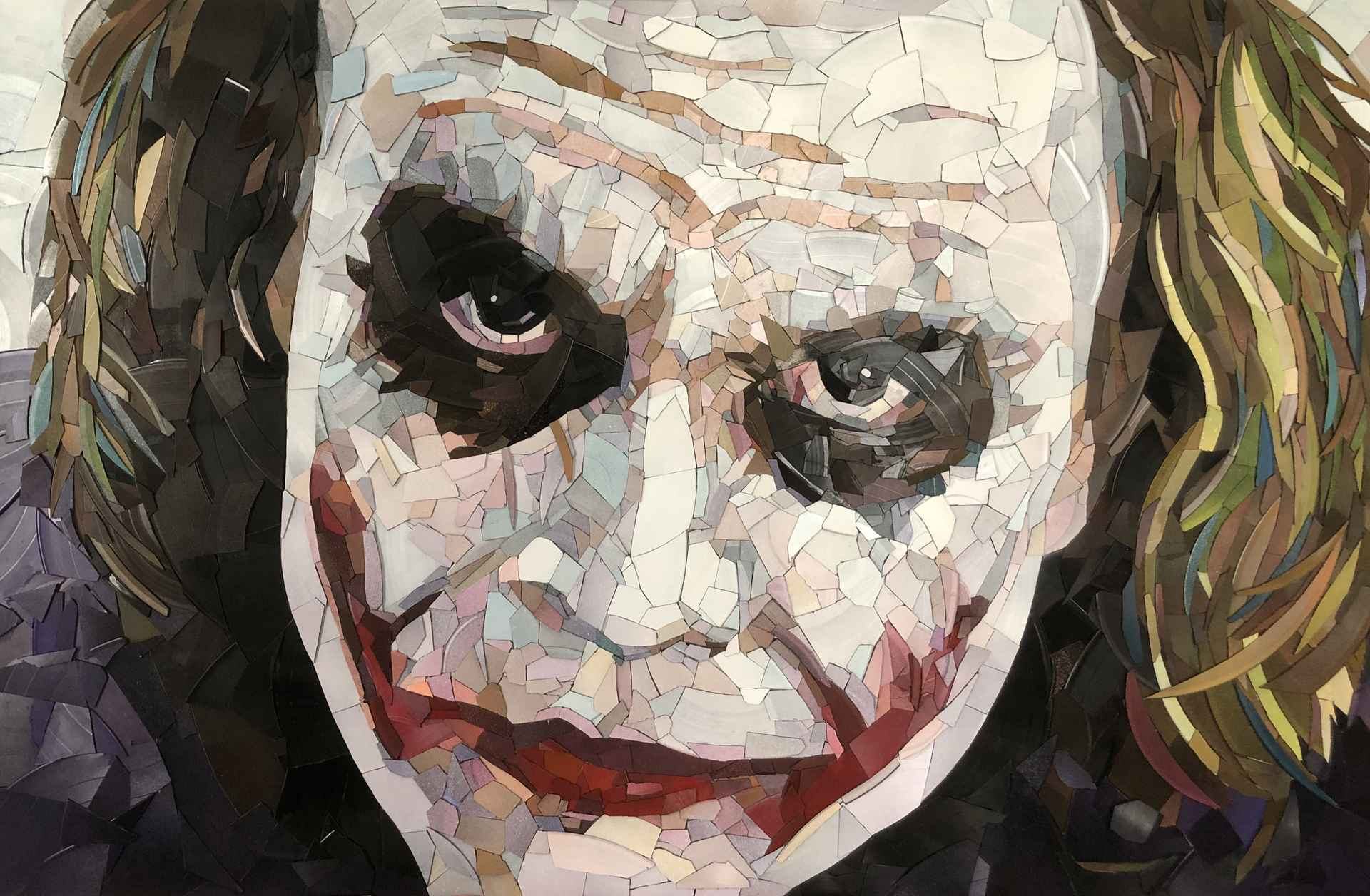 Dark Knight by Ed Chapman