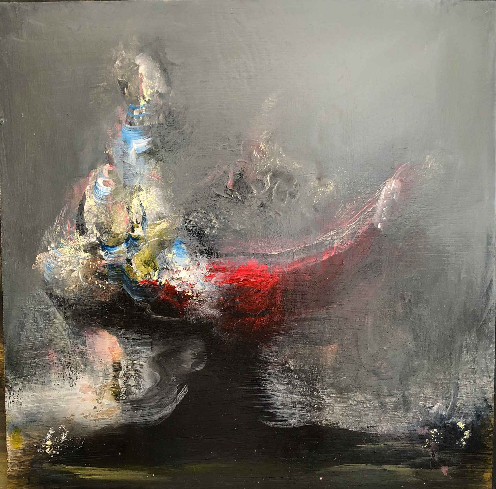'Journey among worlds' by Ian Rayer-Smith