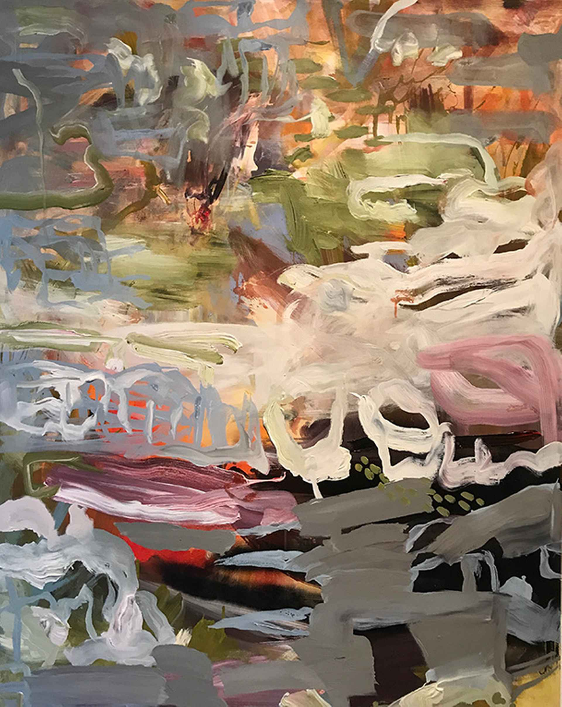 Untitled (2019) by Ian Rayer-Smith