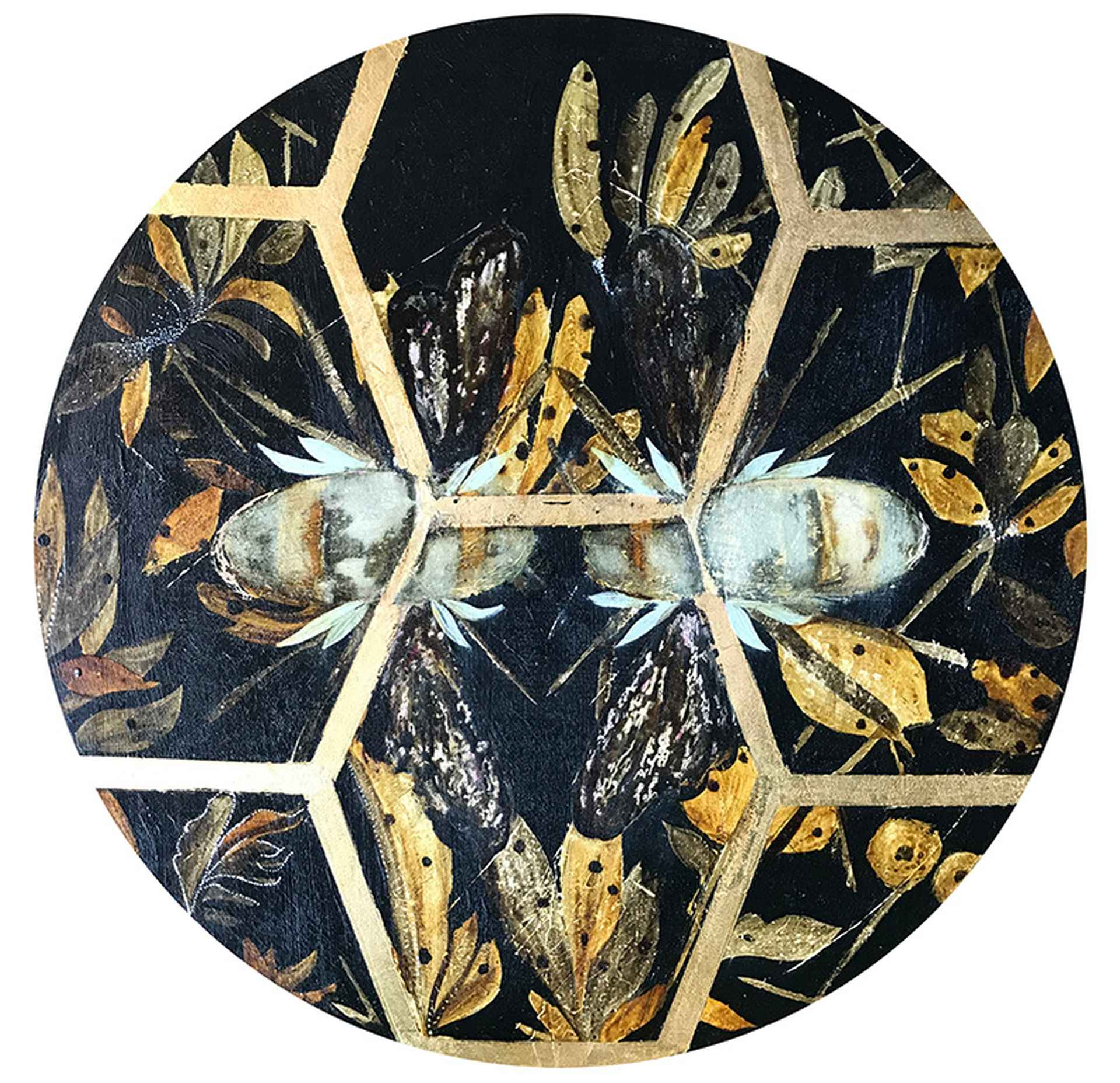Insects 2 by Karenina Fabrizzi