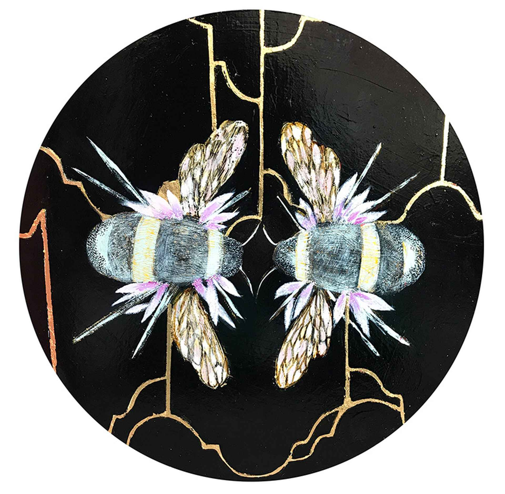 Insects 5 by Karenina Fabrizzi