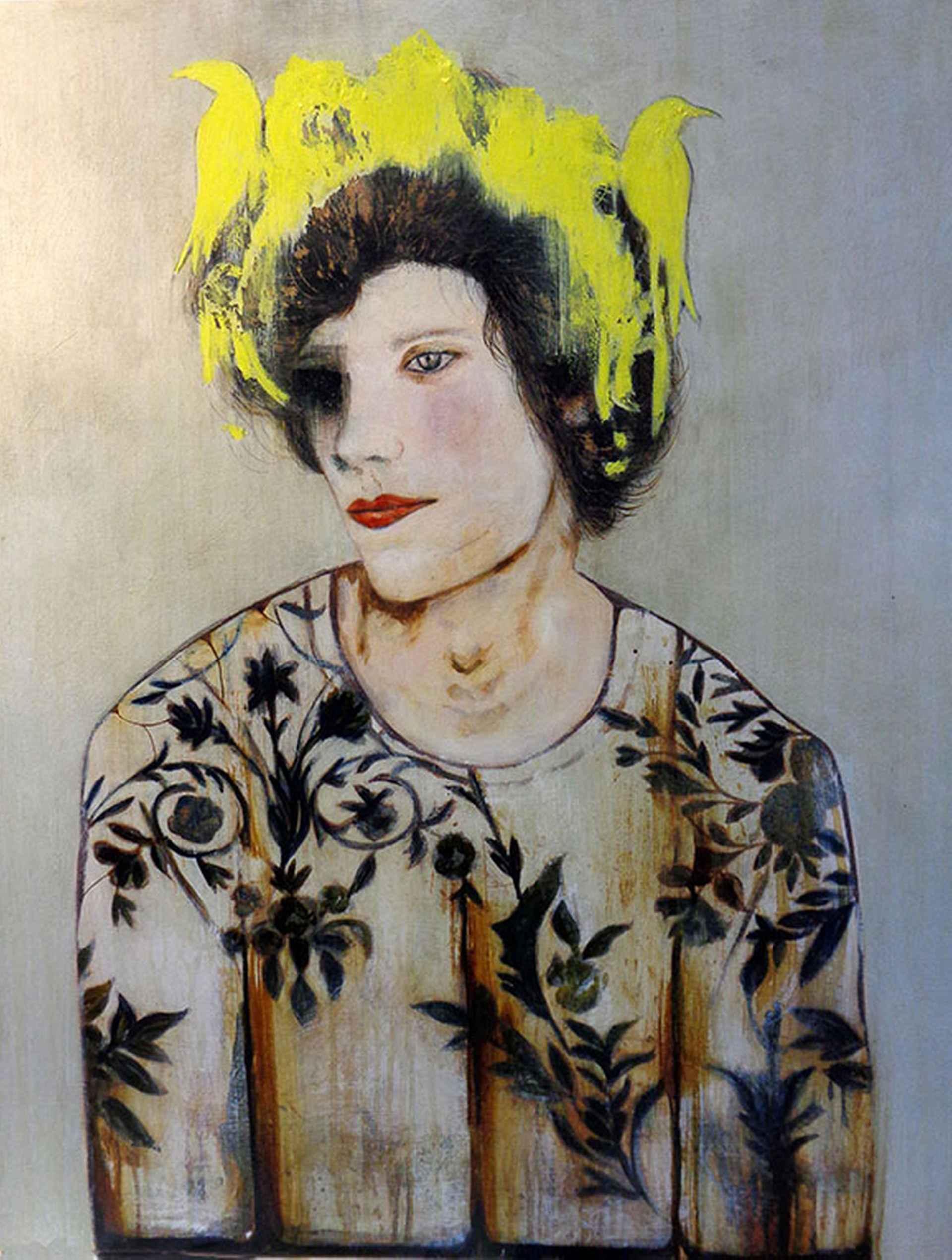 The Body Fluctuation II by Karenina Fabrizzi
