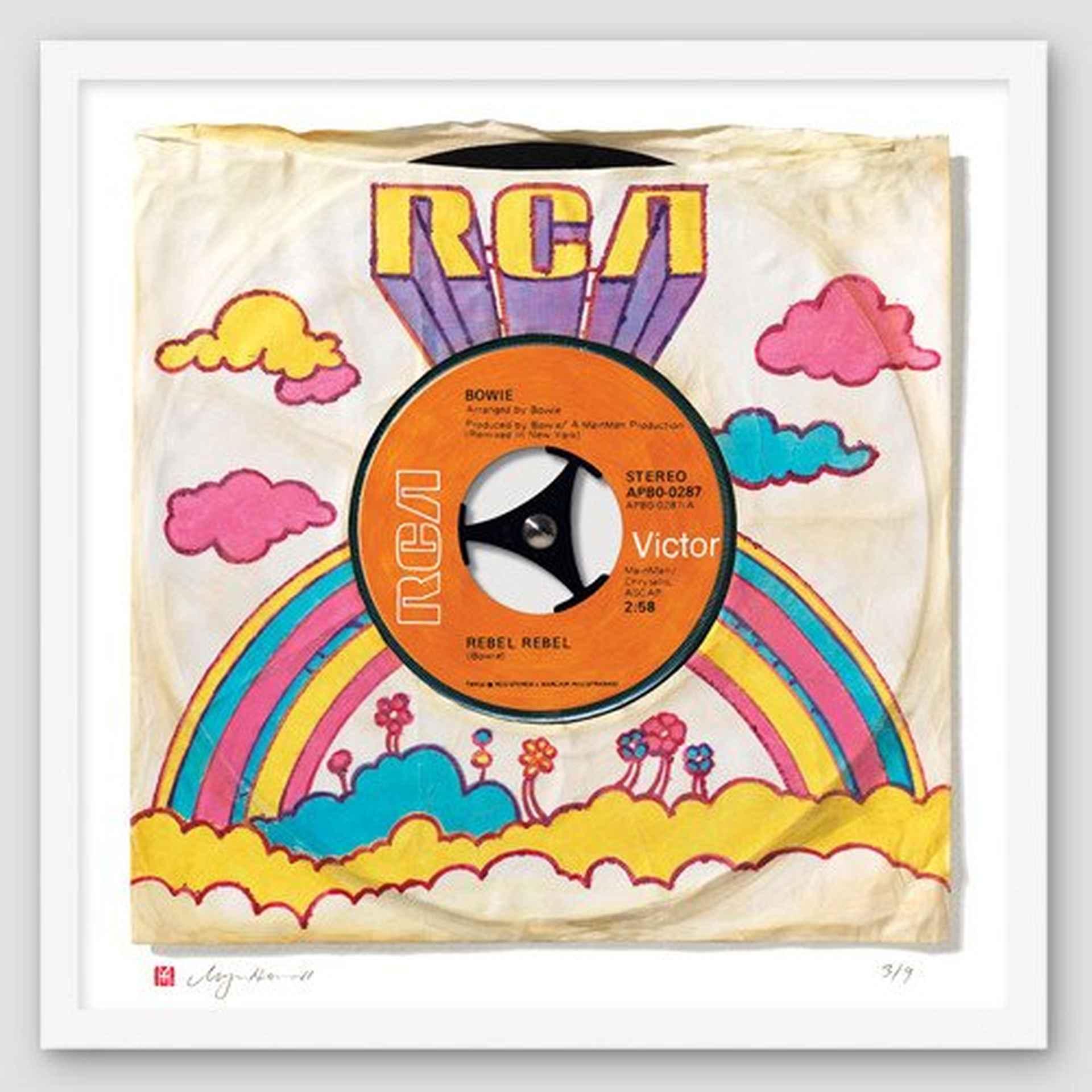"""Rebel Rebel"" by David Bowie by Morgan Howell"