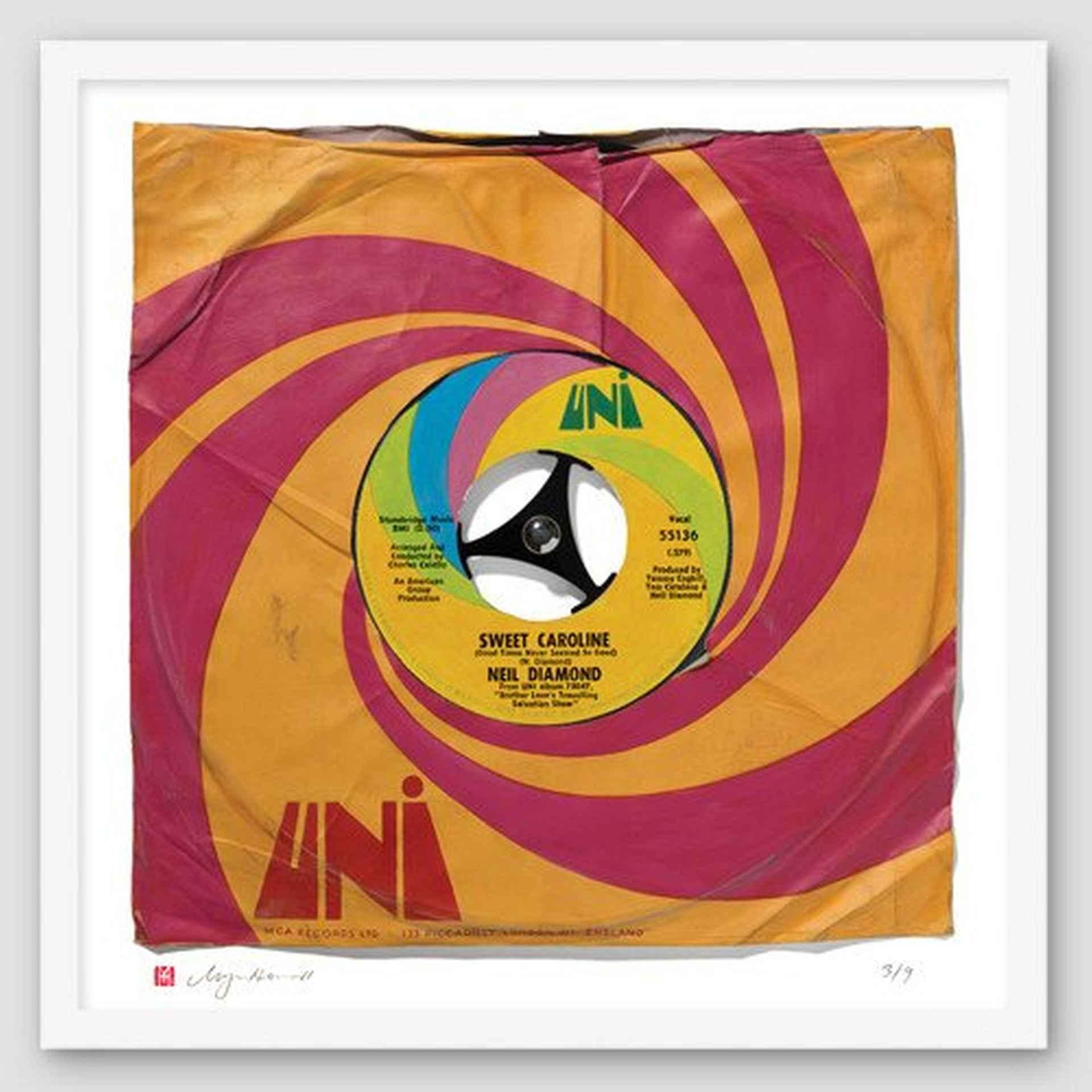 """""""Sweet Caroline"""" by Neil Diamond by Morgan Howell"""