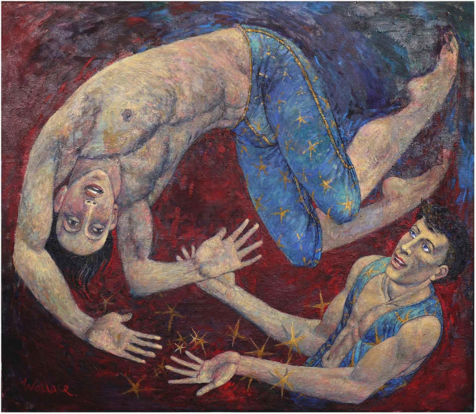 Acrobat II by Richard Wallace