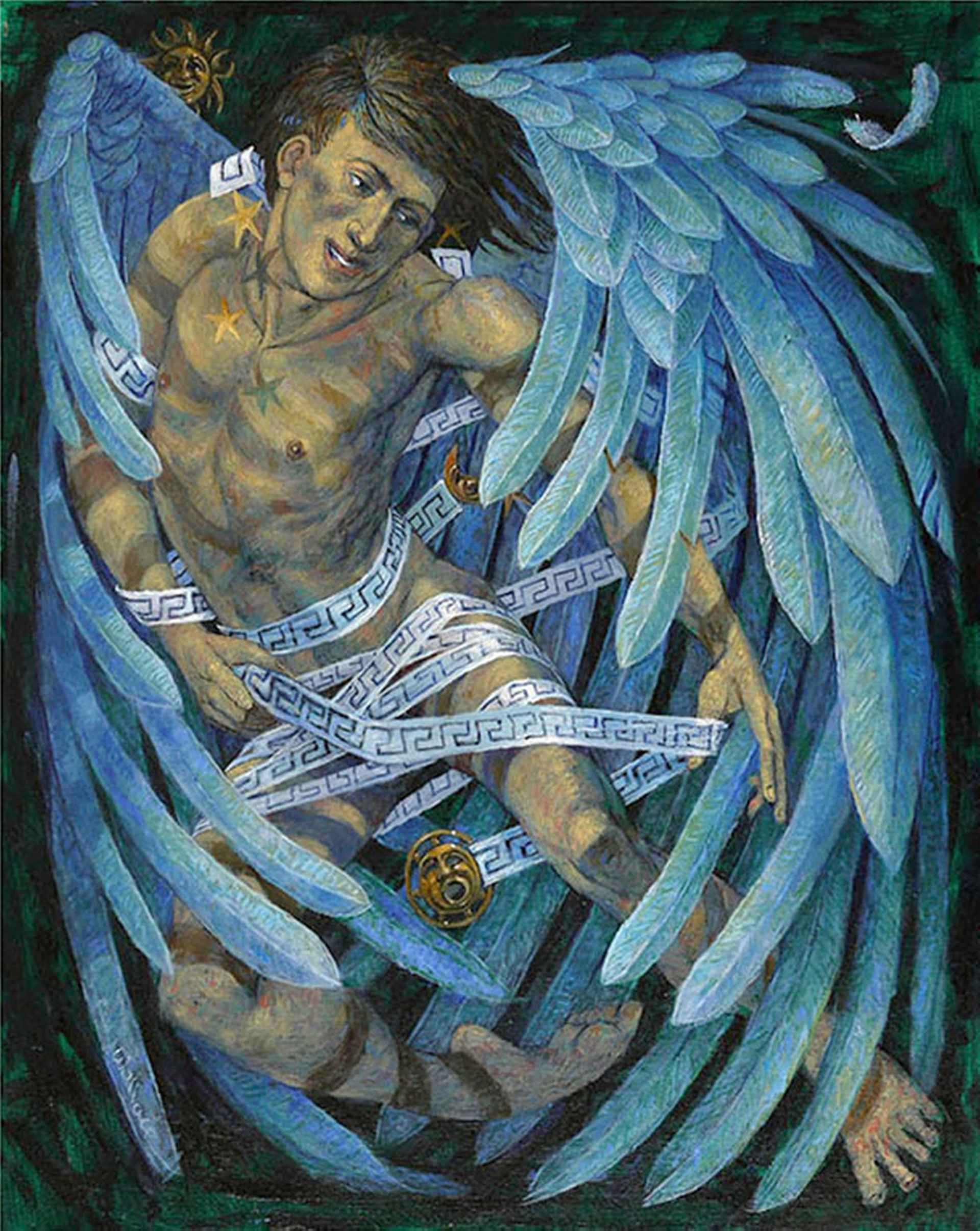 Icarus by Richard Wallace