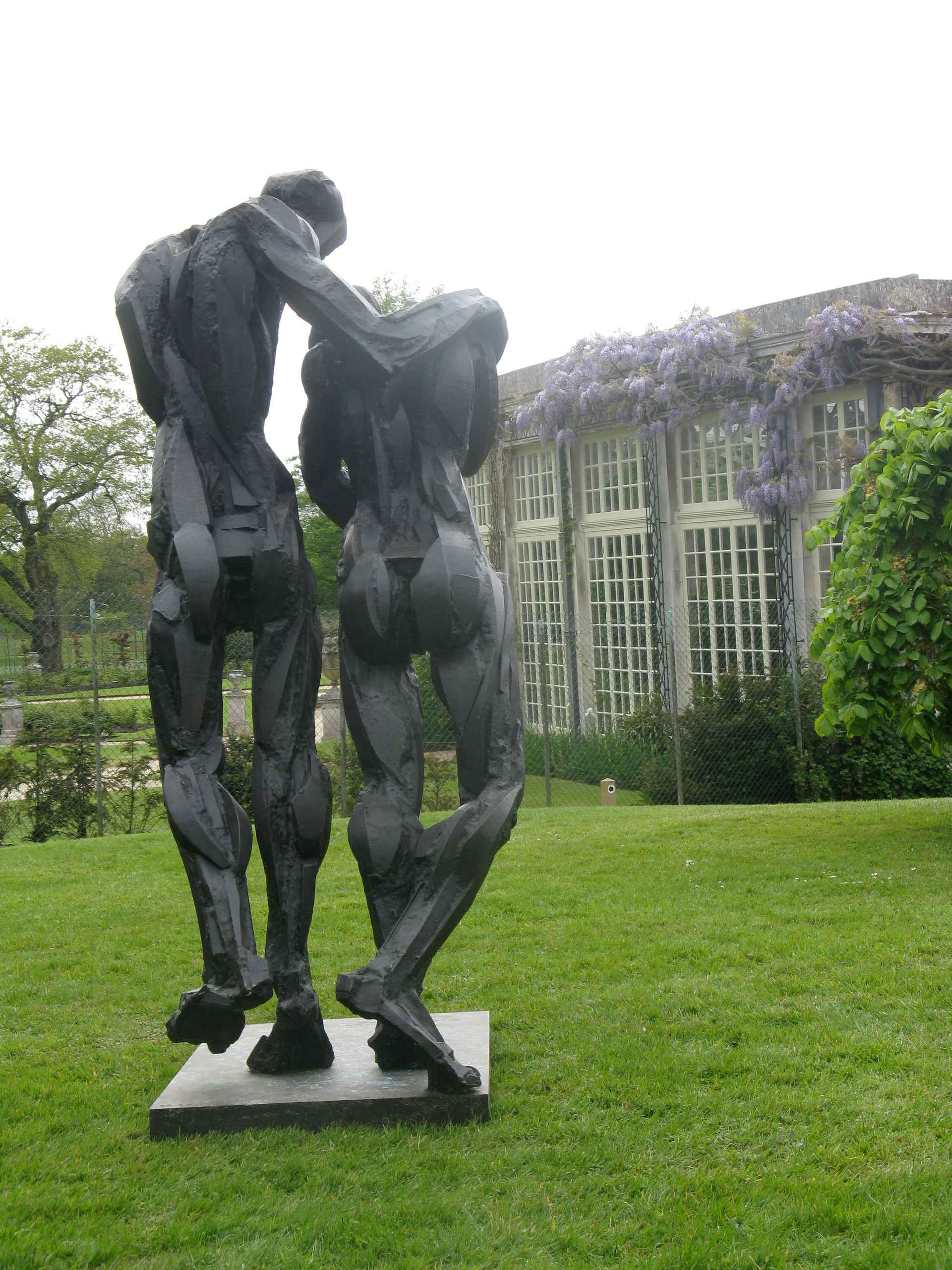 Adam & Eve by Sophie Dickens