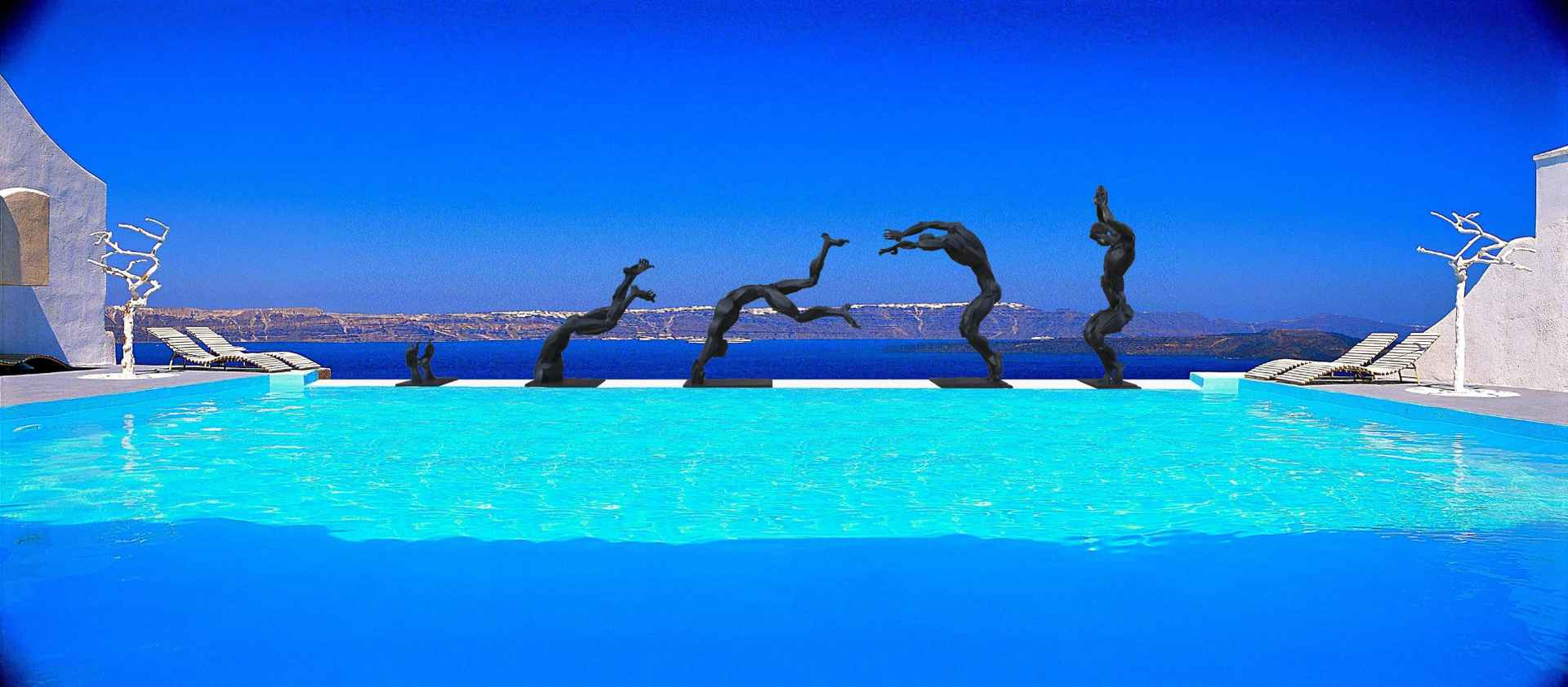 Divers by Sophie Dickens