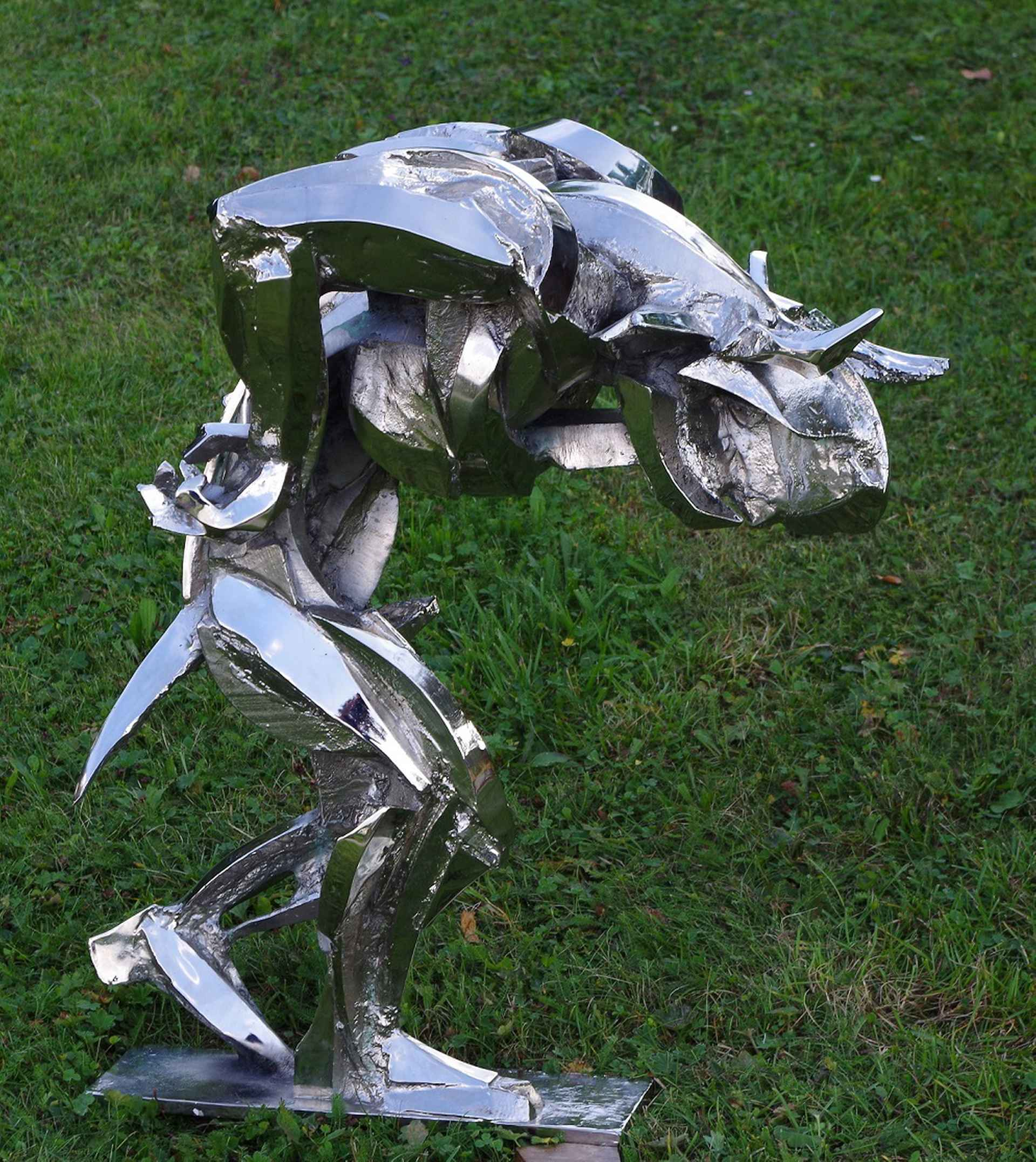 Minotaur by Sophie Dickens