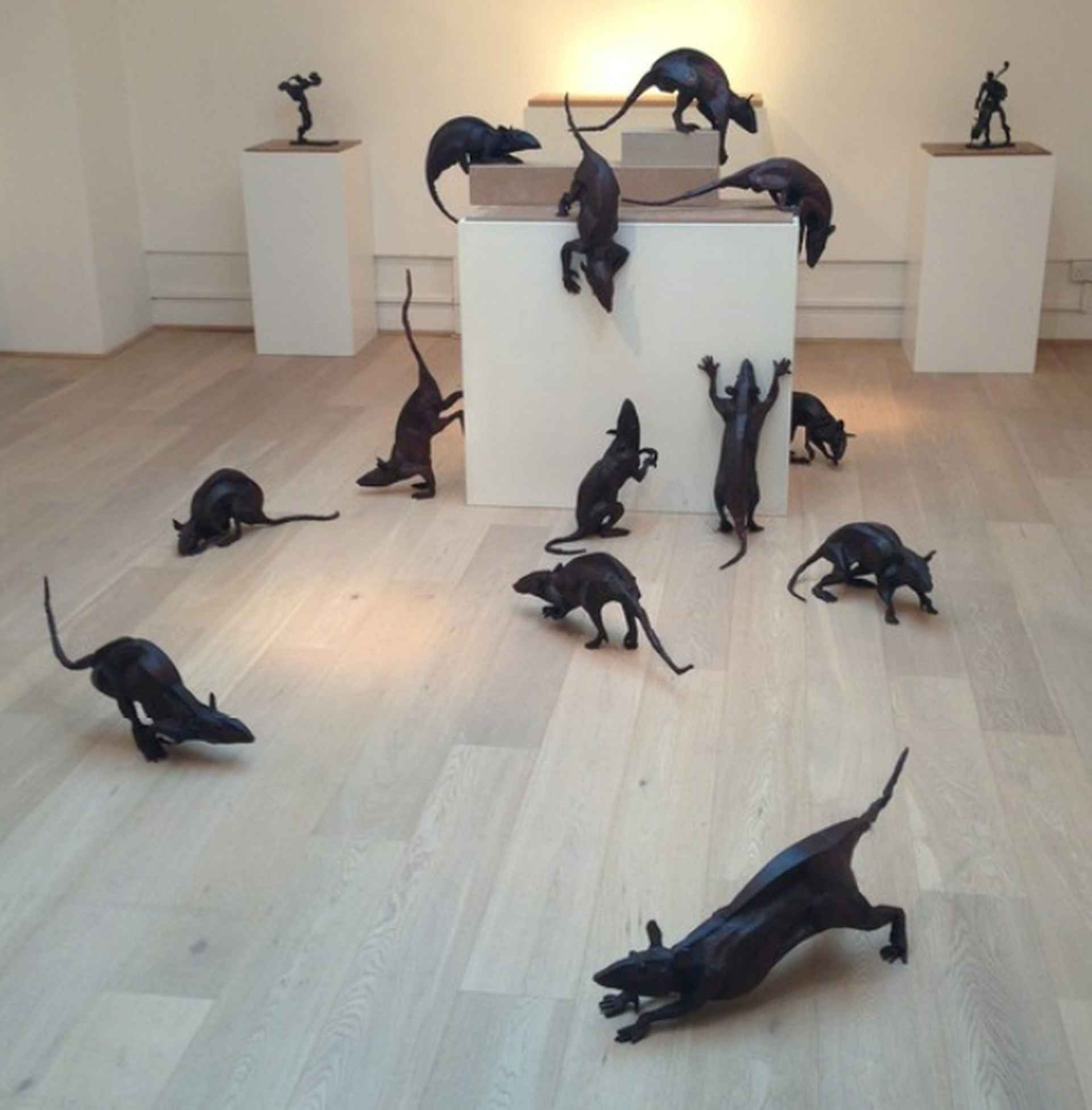 Rats by Sophie Dickens