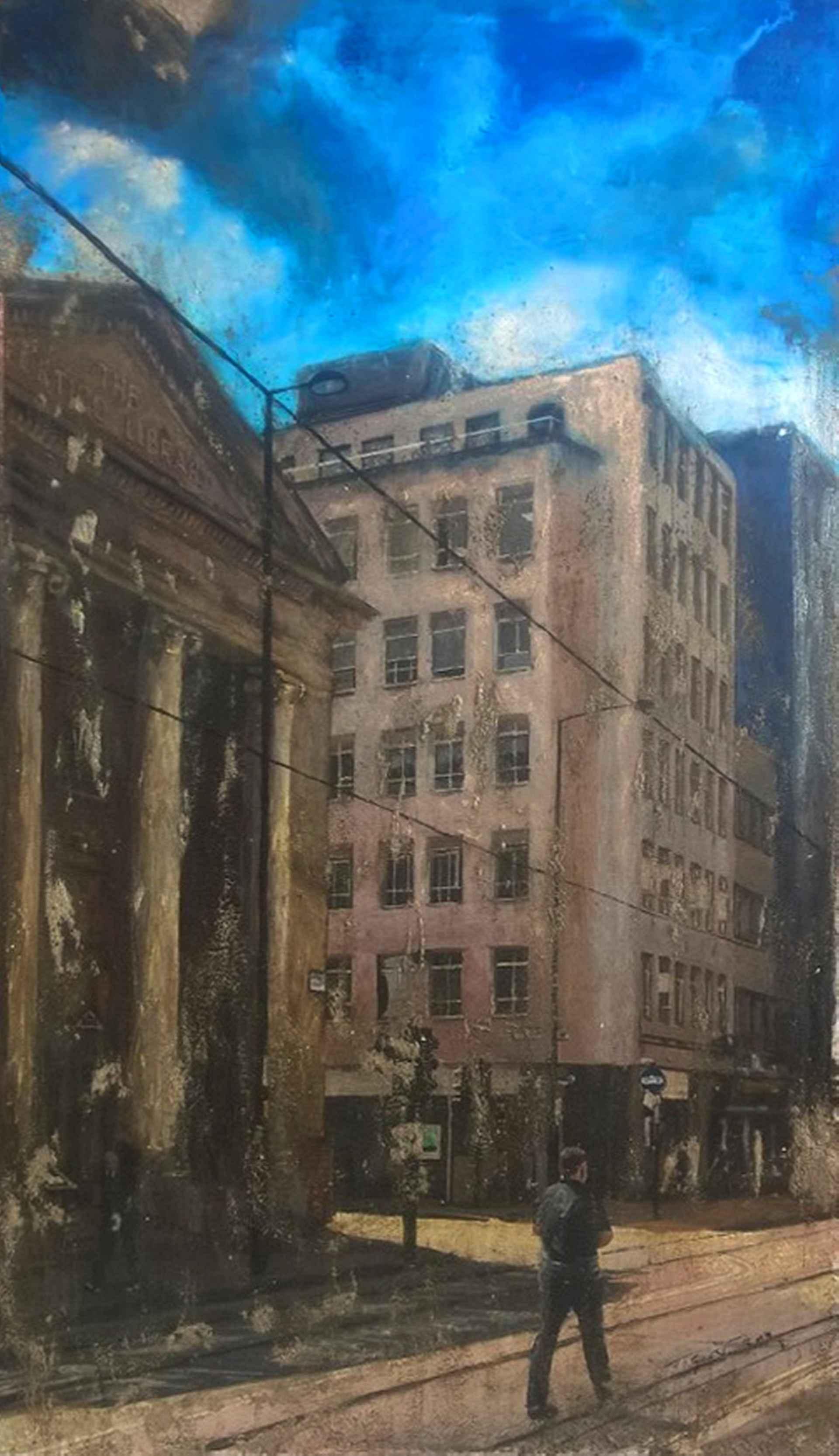 Charlotte Street by Tim Garner