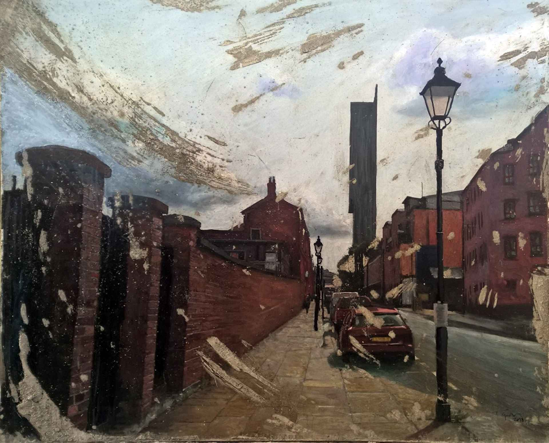 Liverpool Road by Tim Garner in Manctopia