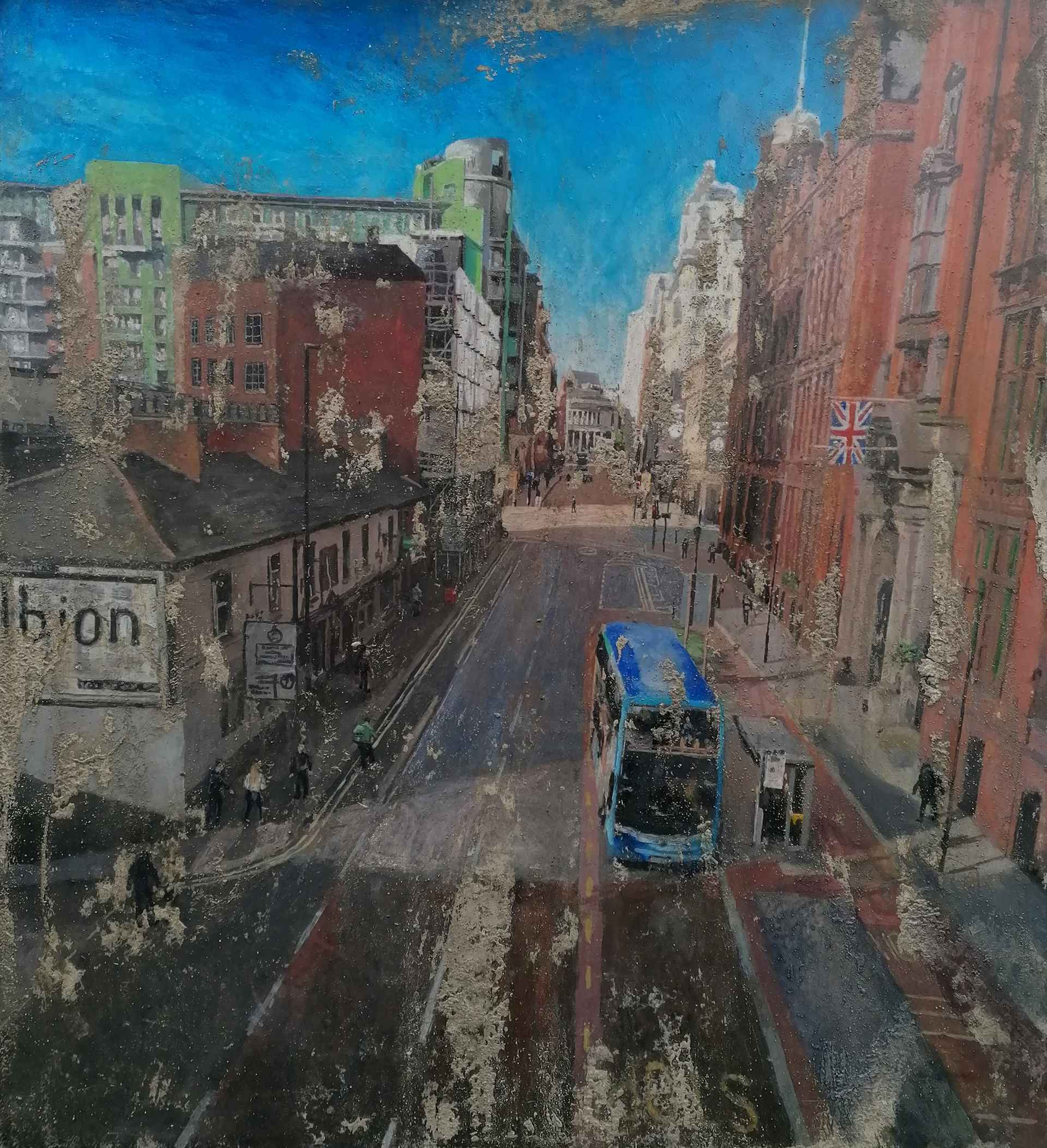 Oxford Road by Tim Garner