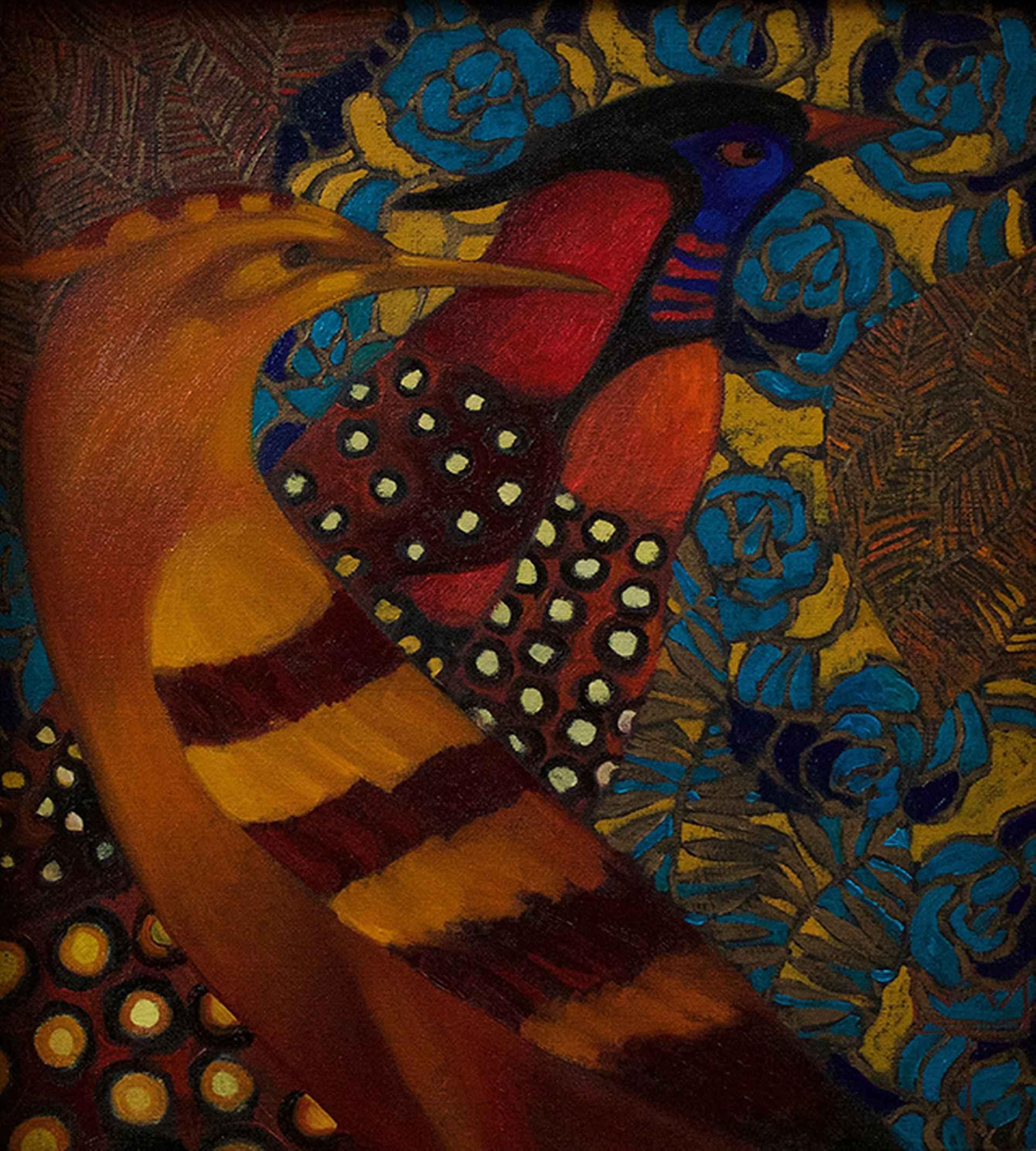 Birds II by Timur D'Vatz