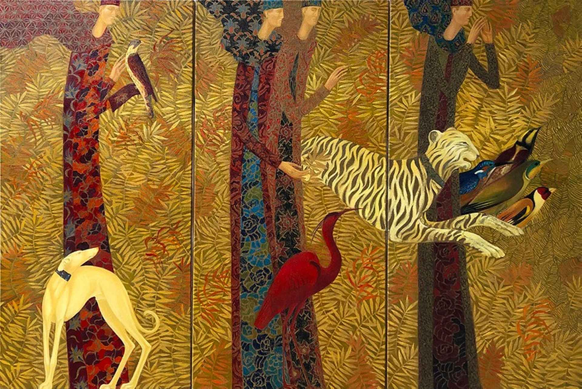 Enchantment by Timur D'Vatz