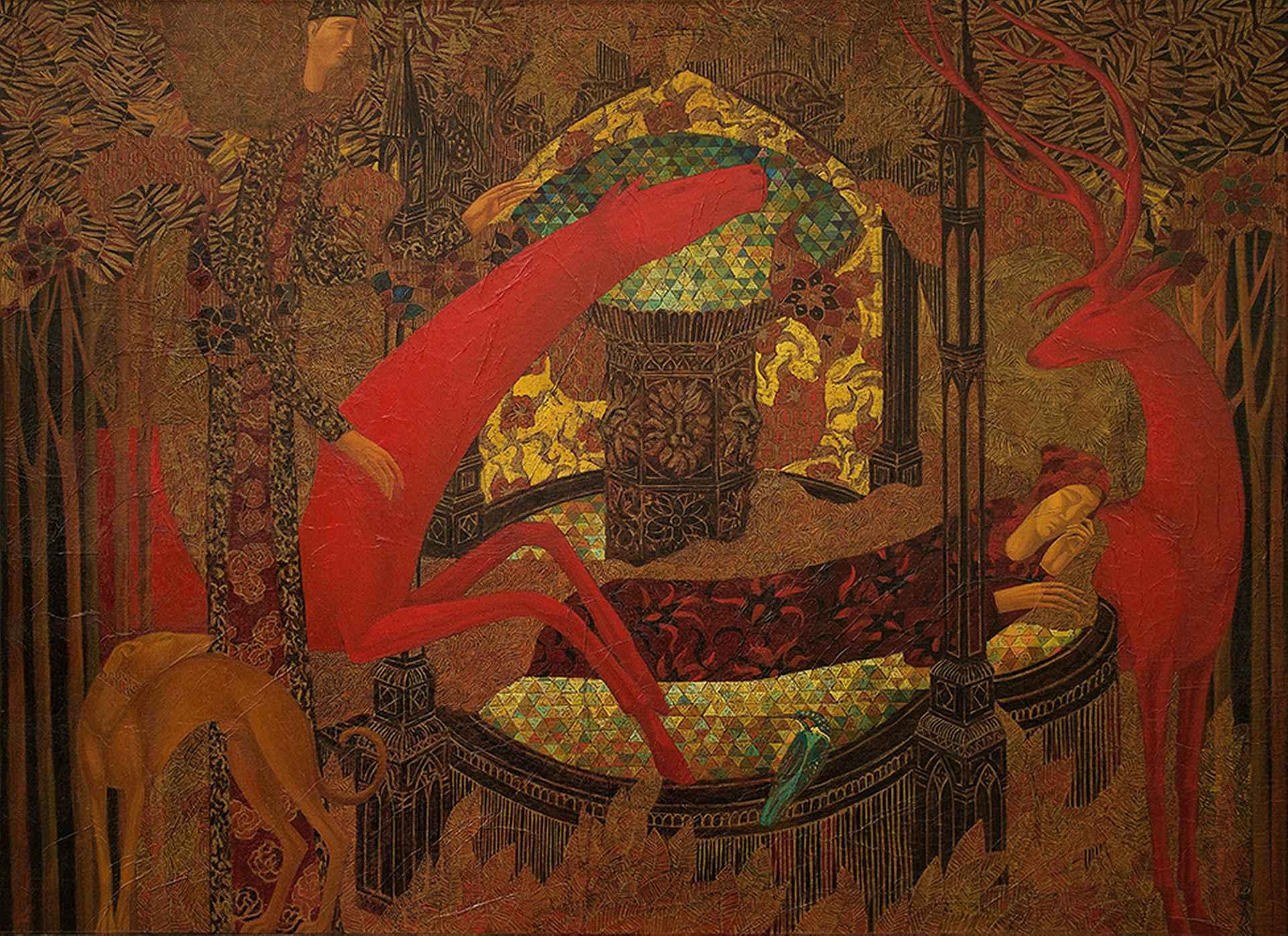 Fisher King (Roi Pecheur) by Timur D'Vatz