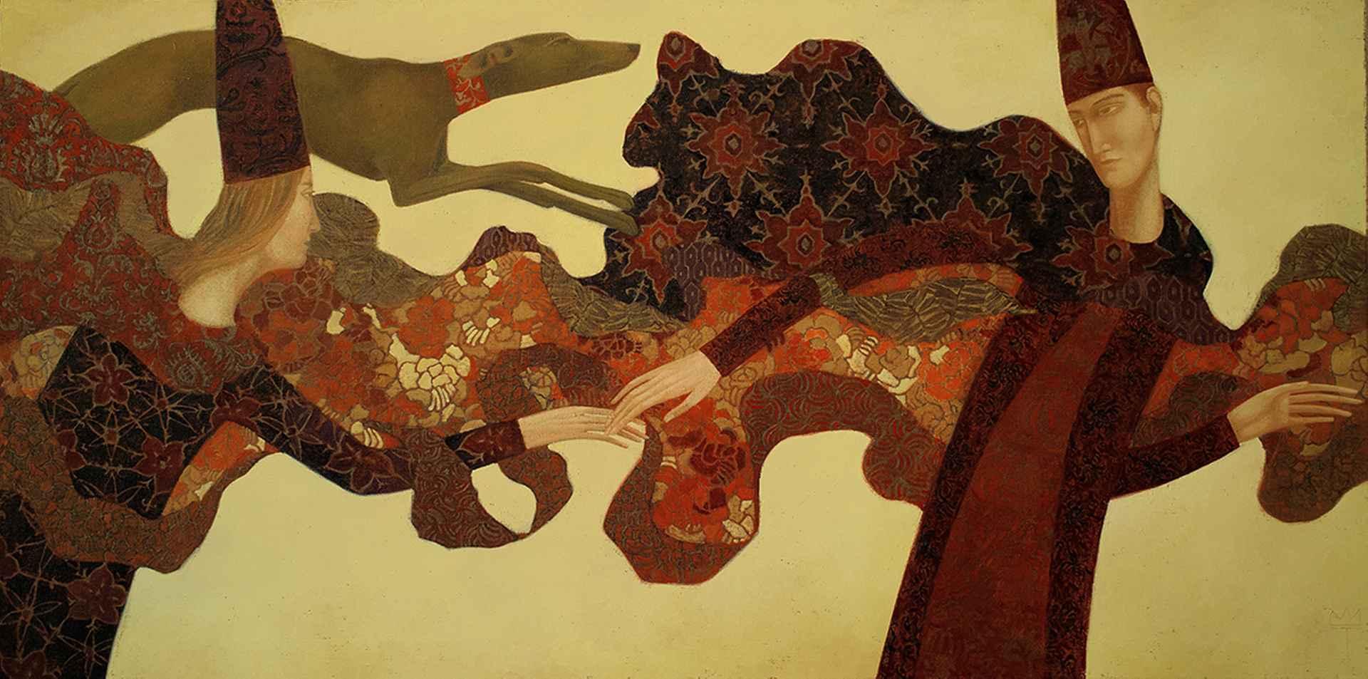 Tristan & Isolde by Timur D'Vatz