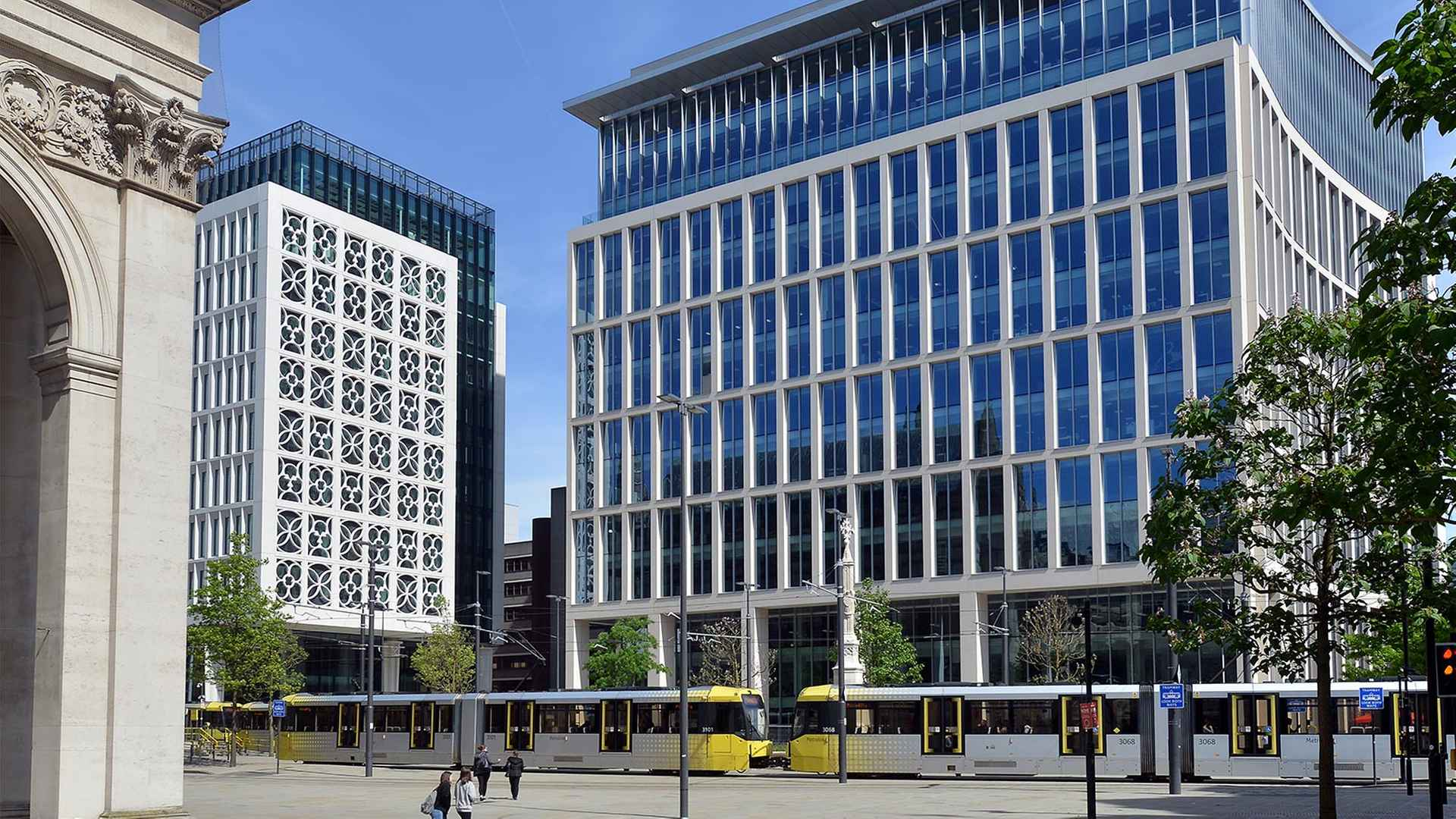 Addleshaw Goddard Office - One St. Peter's Square, Manchester by Addleshaw Goddard