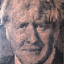 Boris Johnson in Euro by Ed Chapman