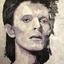 David Bowie (vinyl) by Ed Chapman