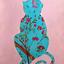Pink Monkey by Karenina Fabrizzi