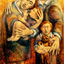Family Group by Richard Wallace