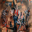 Fiddlers Three by Richard Wallace