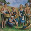 Lavenders Blue by Richard Wallace