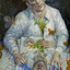 Portrait of Artist with New Idea Forming by Richard Wallace