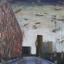 Coming Up to Hulme Street by Tim Garner
