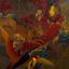 The Garden of the Golden Flower by Timur D'Vatz