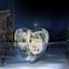 Lighting installation proposal 2 by Dostyk Plaza, Kazakhstan